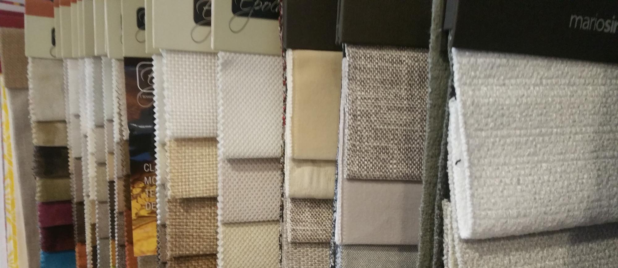 Tessuti d arredamento atelier notte for Outlet tessuti arredamento